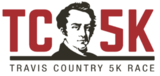 Medium travis country 5k logo