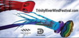 Medium trinityriverwindfestival kite only logo