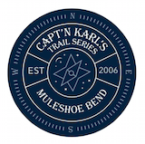 Medium muleshoe logo