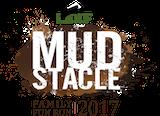 Medium leef mudstacle 5th annual logo cmyk